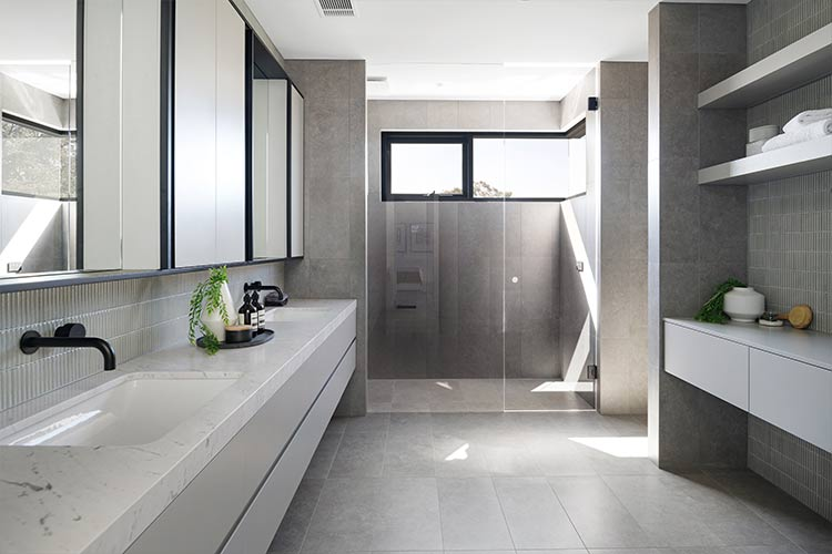 Melbourne Luxury Mordern Bathroom