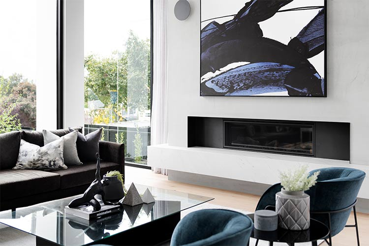Melbourne Luxury display Home